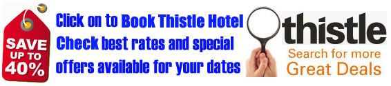 Thistle hotels London